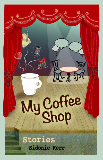 My Coffee Shop, book cover