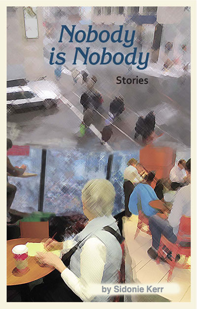 Nobody is Nobody, book cover
